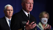 'We do expect deaths to go up,' warns White House COVID-19 task force's Adm. Giroir as cases rise