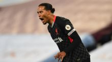Virgil van Dijk insists Liverpool must be hard on themselves after shocking 7-2 Aston Villa defeat