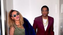 Beyoncé and Jay-Z Happily Pose in an Elevator 3 Years After Infamous Solange Knowles Fight