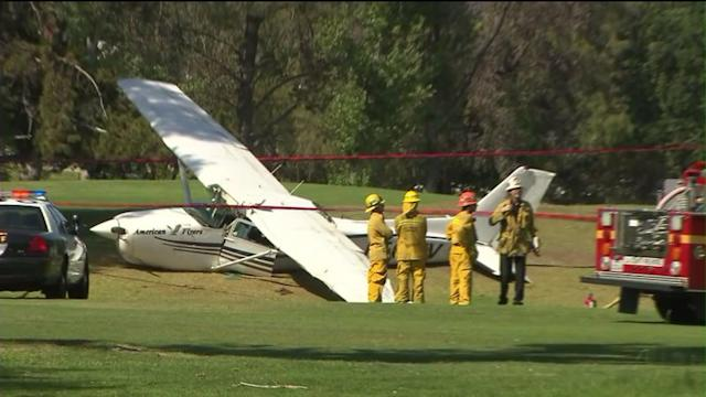 Two Plane Crashes in Westlake and Calabasas May be Connected