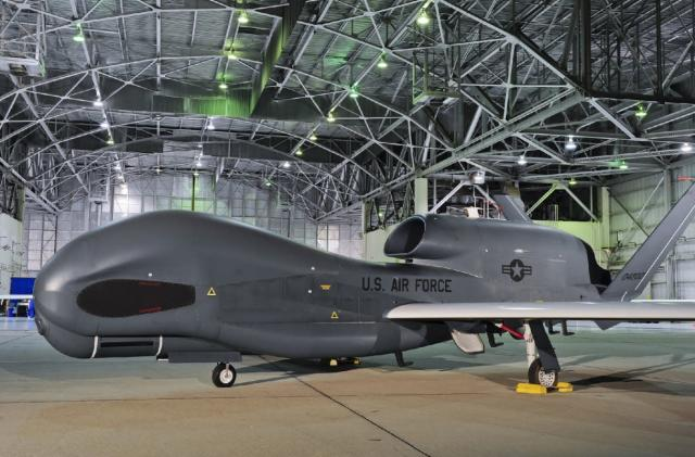 US Air Force allows enlisted ranks to fly drones