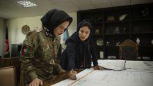 La batalla diaria de las mujeres de las fuerzas de seguridad afganas