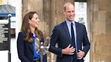 Duke and Duchess of Cambridge present NHS staff with Pride of Britain award