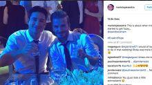 WATCH: David Beckham Rocking Some Dad Moves To Rick Astley Tunes