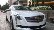 I drove a Cadillac from New York to D.C. without using my hands