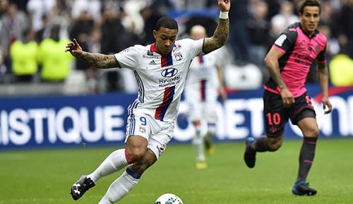 """Ligue 1: Memphis Depay nach Lyon-Wechsel: """"Ich verstehe Mourinho nicht"""""""