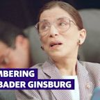 Remembering Ruth Bader Ginsburg: Filmmaker Julie Cohen on the life and legacy of the 'Notorious RBG'