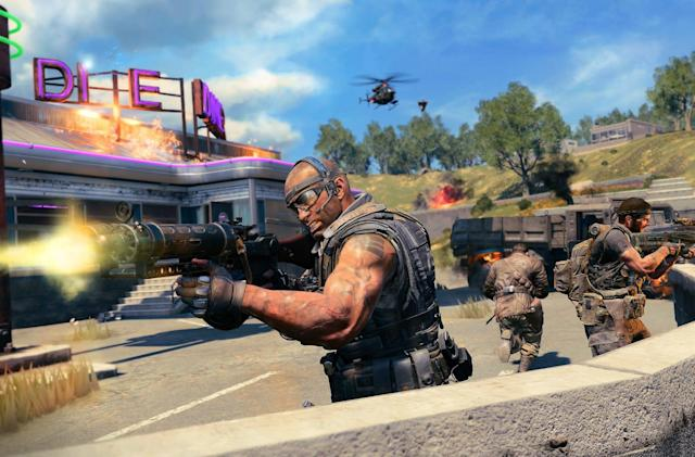 'Black Ops 4' battle royale is free for a week starting January 17th