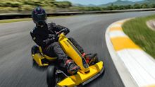 Lamborghini partnered with Segway to create a $1,474 electric go-cart that can drift around corners