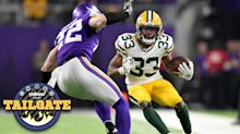 WATCH: Green Bay Packers clinch NFC North title following 23-10 win over Minnesota Vikings