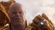 Launch your very own Infinity War with Thanos's all-powerful gauntlet
