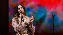 Lana Del Rey hits out at claims she is 'glamorising abuse'
