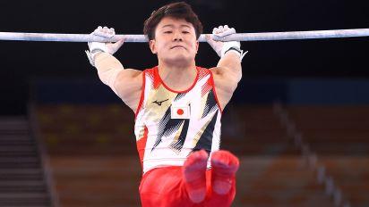 Watch live: Olympic men's gymnastics