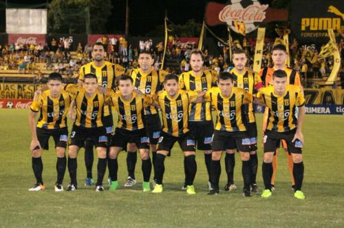 Los convocados de Guaraní para el partido de Copa