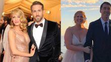 30 celebrities who pulled off secret weddings