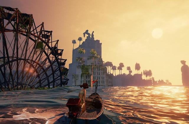 'Submerged' sidesteps combat for exploration on PS4 and Xbox One