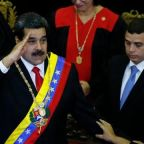 US announces new sanctions against Maduro officials