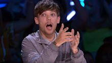 'X Factor': Judges left horrified as boys category hopeful falls off the stage
