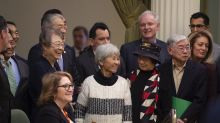 California apologizes for Japanese American internment