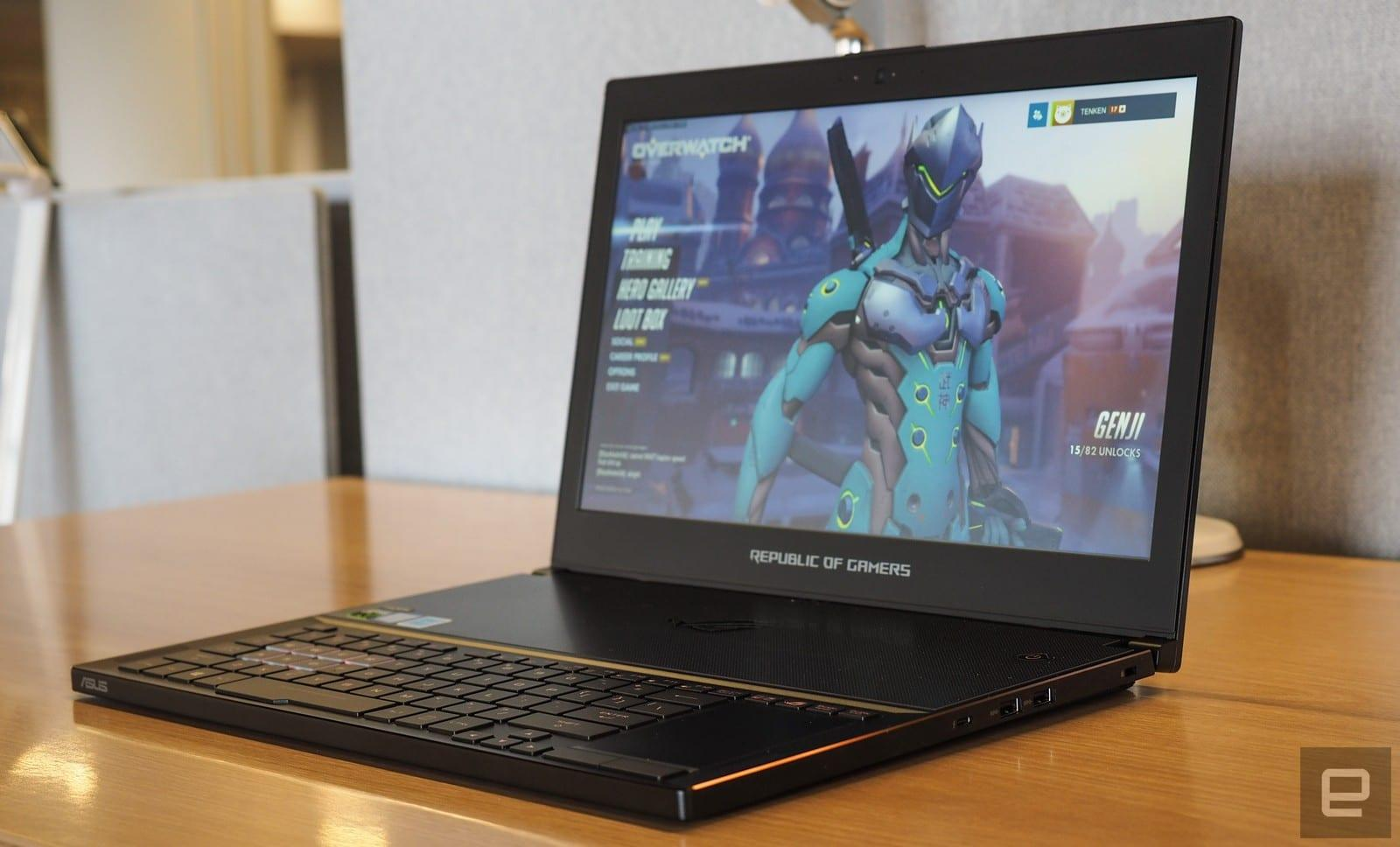 ASUS ROG Zephyrus review: Gaming laptops will never be the same again