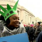 Women's March 2019: Federal employees on why they march