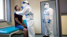 1256 neu gemeldete Corona-Infektionen in Deutschland