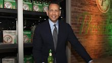 Retired baseball superstar joins forces with one of Anheuser-Busch's beer brands