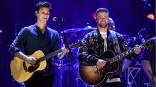 Justin Timberlake and Shawn Mendes Prove Two Heartthrobs Are Better Than One at iHeartRadio Festival