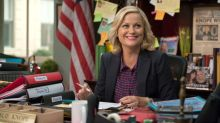 Amy Poehler Is '   Avengers -Style Ready' to Suit Up for   Parks and Recreation Reboot