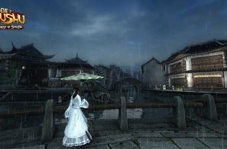 Tempest of Strife showcases Age of Wushu's weather events