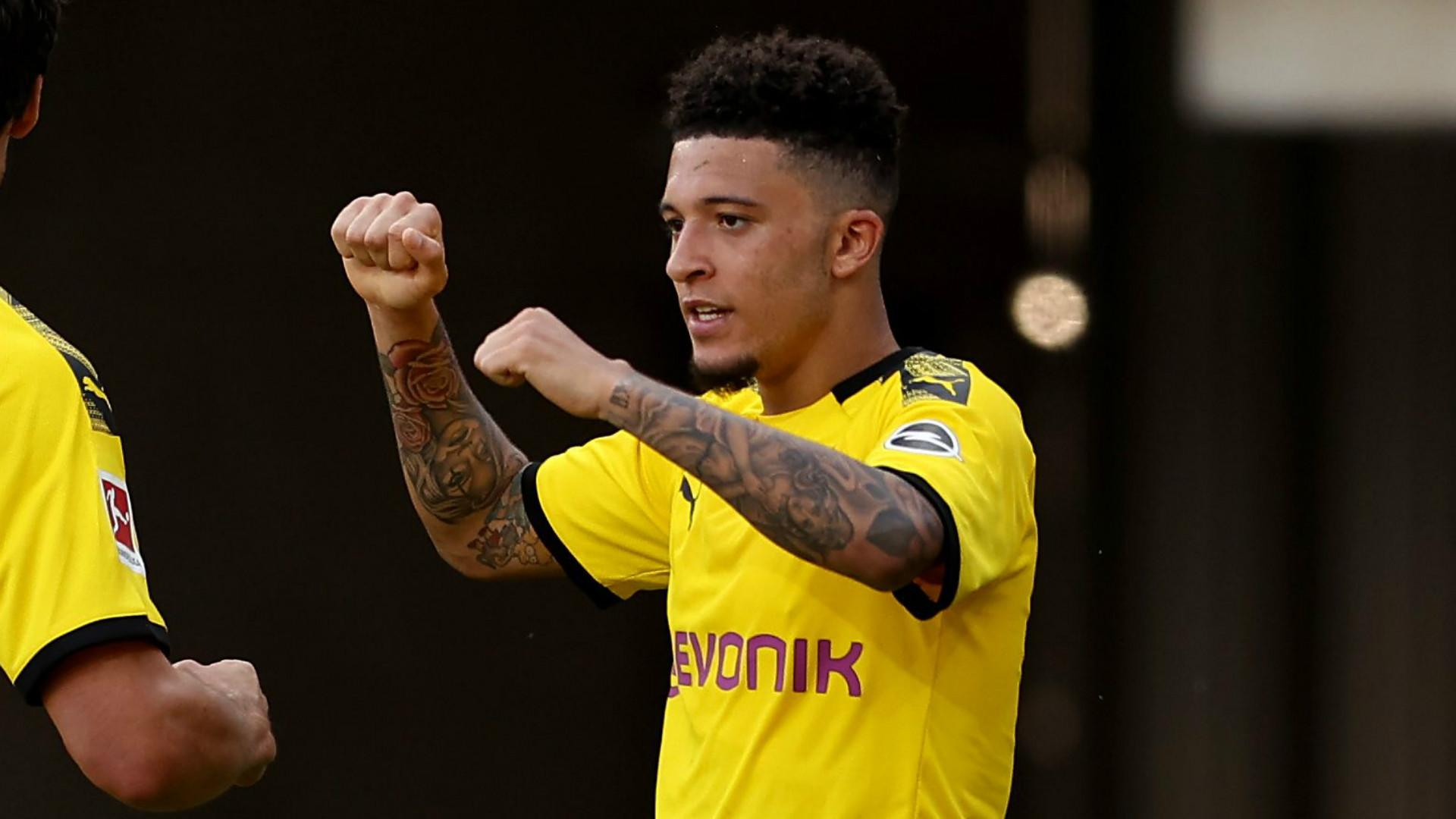 Sancho S Former Youth Coach On Street Dog Dortmund Star How He Knew He Had To Shine Against Real Madrid