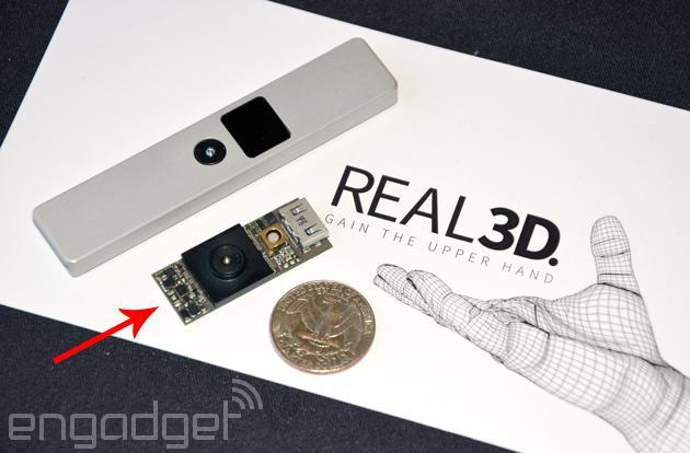 Exclusive: PMD's CamBoard Pico XS is the tiniest gesture camera we've ever seen (video)