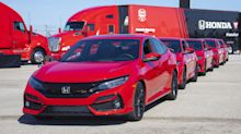 2020 Honda Civic Si, Updated, Is Even More Fun for the Money