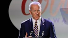 Biden vows to keep pace with the changing boundaries of 'personal space,' hints at presidential bid
