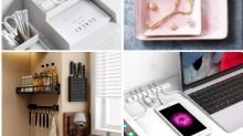 BUY HERE: Home Accessories for those Organisation Goals