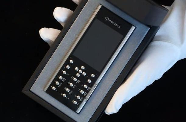 Gresso's Azimuth is the dual-SIM phone the rich have been waiting for