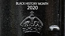 Black History Month postboxes