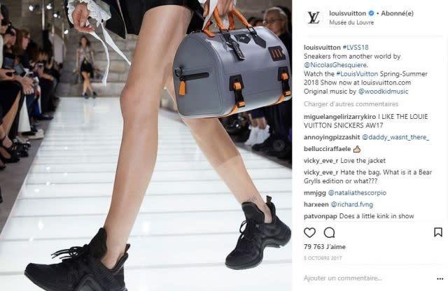 6701813a5e0 Louis Vuitton  Archlight  sneaker gets New York pop-up