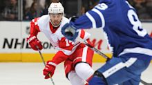 Red Wings' Robby Fabbri fined for spearing Maple Leafs' Alexander Kerfoot