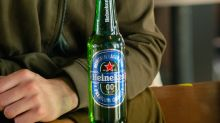 People are drinking less booze — so Heineken is launching a 0.0% beer