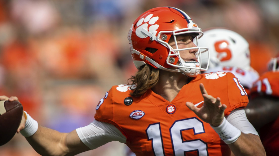COVID-19 hits college football's biggest star
