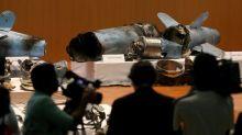 Attaque d'Aramco: Ryad présente des débris de drones et promet des preuves de l'implication de l'Iran