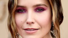 SAG Awards best beauty: From Sophia Bush's hot pink eyes to Chrissy Teigen's orange lips