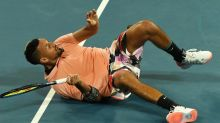 Kyrgios says 'layer of respect' with Nadal despite feud
