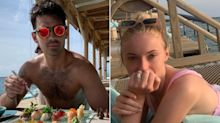 Joe Jonas and Sophie Turner Celebrate Honeymoon with Maldives Getaway: 'I Found Happiness'