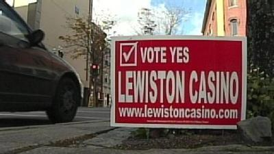 War Of Words Over Gambling Between Governor And Lewiston Mayor