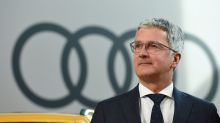 Audi's detained CEO questioned by prosecutors over emissions scandal - source