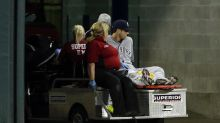 Former Yankees outfielder sues White Sox over injury suffered in MLB debut