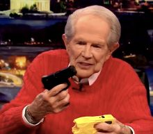 'Pro-police' televangelist Pat Robertson slams Derek Chauvin, Kim Potter, says 'we cannot have a bunch of clowns' policing the U.S.