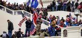 Rioters storm the Capitol in Washington, D.C. (NBC News)
